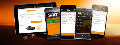Apps Sixt